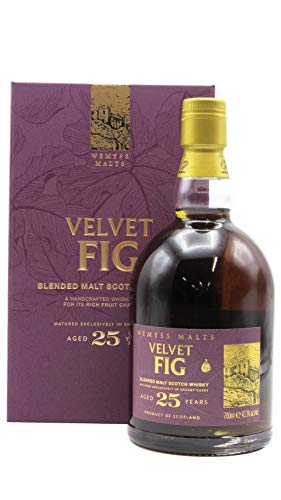 Photo of Wemyss – Velvet Fig – Blended Malt – 25 year old Whisky