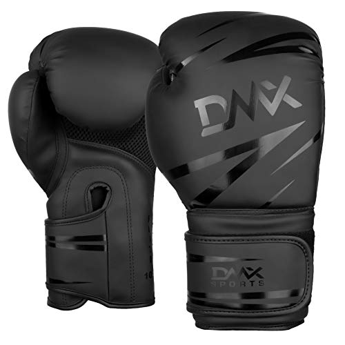 R1 Elite Boxing Gloves for Boxing, Kick Boxing Bag Work Gel Sparring...