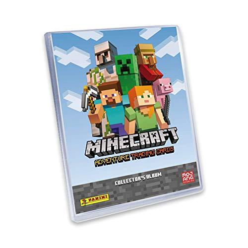 Panini Minecraft Trading Cards - Starter-Set