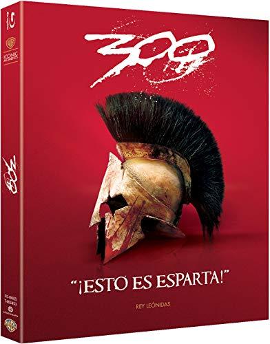 300 Blu-Ray - Iconic [Blu-ray]