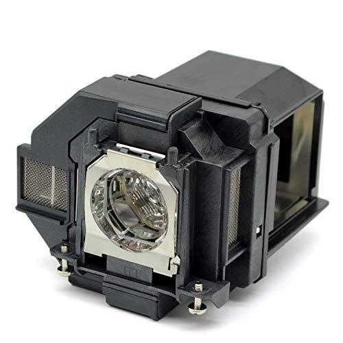 Litance V13H010L96 Replacement Lamp for Epson ELPLP96, VS250, Home Cinema 2150, Home Cinema 1060, Pro EX9220, VS355, Home Cinema 660, Pro EX7260, VS350, EX3260 Projectors