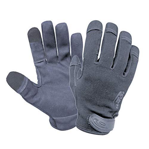 Hatch - Friskmaster MAX - FMN501 - Cut & Needle Puncture Resistant Glove, grey, large
