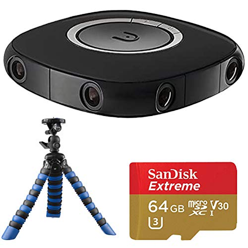 See the TOP 10 Best<br>3D 360 Cameras