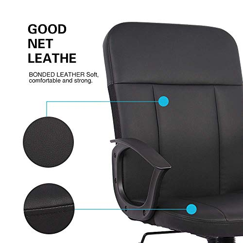 Office-Chair-Mid-Back-Leather-Desk-Chair-Computer-Swivel-Office-Task-Chair-Ergonomic-Executive-Chair-with-Armrests