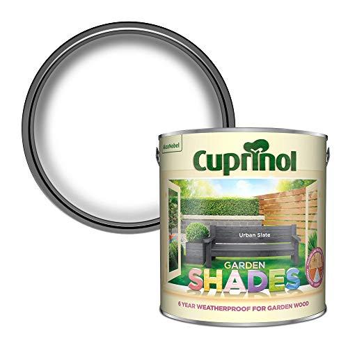Cuprinol GSUS25L Garden Shades Urban Slate 2.5 L