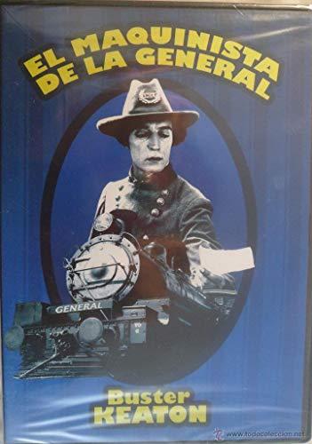 El Maquinista de la General DVD 1927 The General