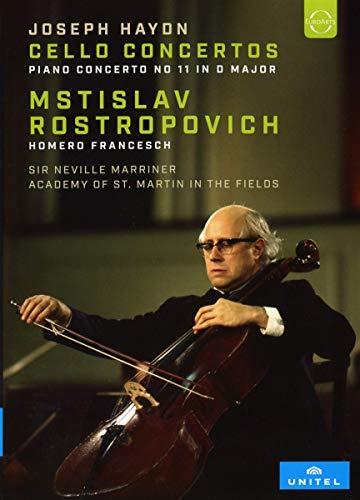 Joseph Haydn - Cellokonzerte Nr. 1+2