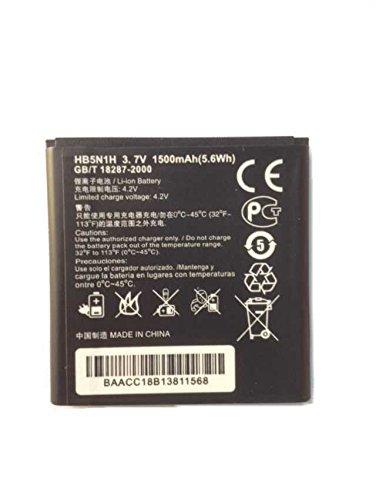 Todobarato24h Bateria Compatible con Huawei HB5N1H Ascend G300 / G312 / G330/ Y 330 U8680 U8815 / U8815N/U8818 C8812 1500 mAh