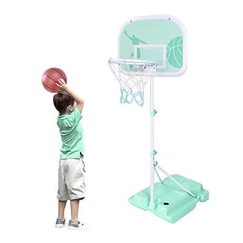 Basketbalstandaard Voor Kinderen, Basketbalrekken Voor Kinderen Kunnen Omhoog En Omlaag Worden Gebracht Binnen 3-10 Jaar Oud Buitenspeelgoed Voor Jongens