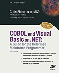 [Best book to learn .NET for Mainframe Programmers]