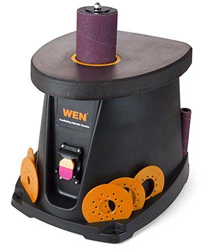 WEN 6510T 3.5 Amp Oscillating Spindle Sander,Black