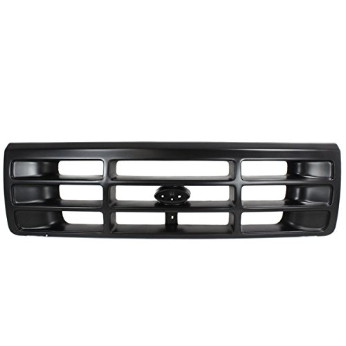 Koolzap For 92-97 F-Series Pickup Truck Front Grill Grille Assembly FO1200172...