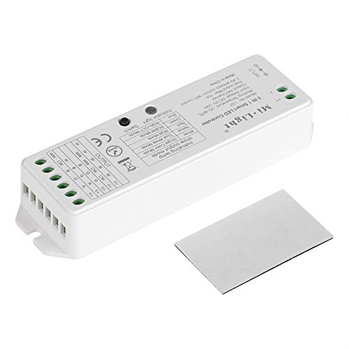 LED-Controller - Milight 5 In 1 LED-Controller for einfarbiges/CCT/RGB/RGBW/RGB + CCT-Streifenlicht