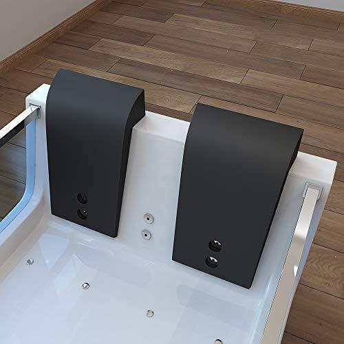 Home Deluxe Atlantic XL Whirlpool, inkl. komplettem Zubehör - 9
