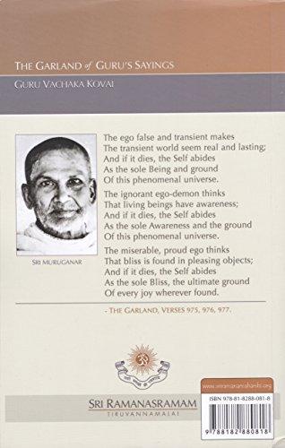 The Garland of Guru's Sayings: Guru Vachaka Kovai
