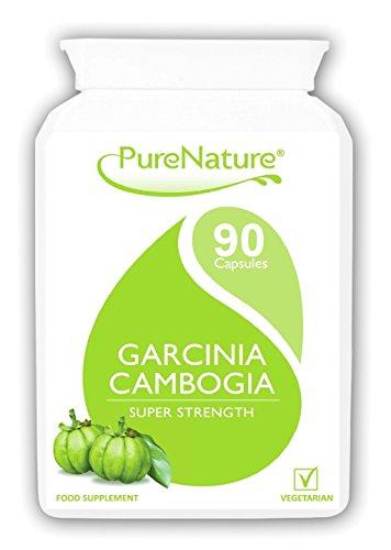 90 Garcinia Cambogia 1500mg Daily with Essential Potassium & Calcium for...