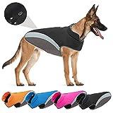 TVMALL Abrigo para Perros Mascota Chaqueta reflectante para Perros Chaleco impermeable para Perros grandes Chaquetas y abrigados para invierno Adecuado para ropa para perros grandes y medianos pequeño
