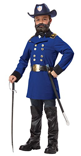Price comparison product image California Costumes Union General Ulysses S. Grant Boy Costume,  One Color,  X-Large
