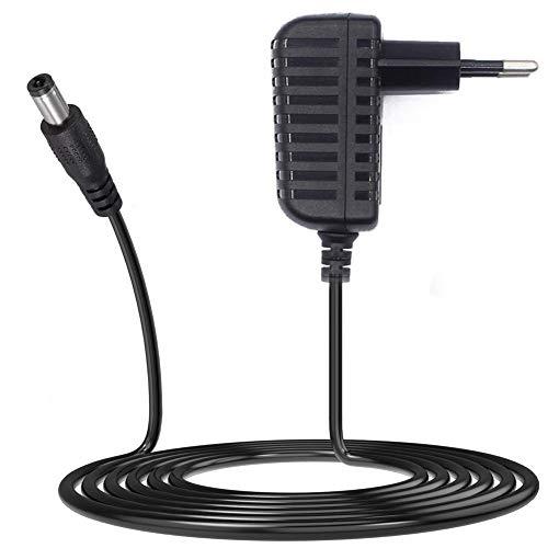 Cargador adaptador de 13V para la depiladora eléctrica Philips Norelco Satinelle HP2843, HP6401, HP6403, HP6408, HP6501, HP6501