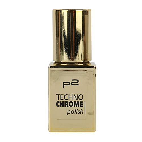 p2 cosmetics Techno Chrome Polish 090, 10 ml