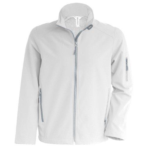 Kariban - Veste - Homme (2XL) (Blanc)