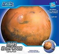 アンクルミルトン 光る火星 惑星ルームライト