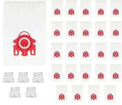 10 sacs pour aspirateur convient pour Miele s 4581