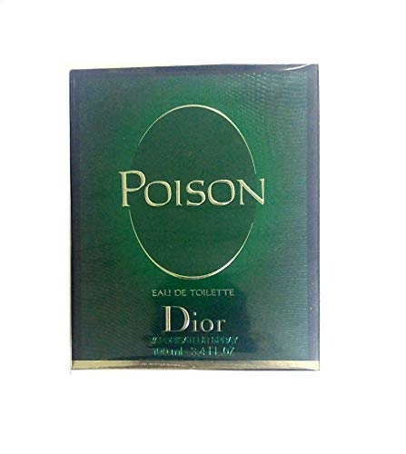 Christian Dior Women's Poison Eau de Toilette Spray, 3.4 fl. oz.