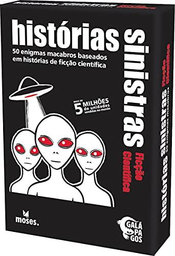 Histórias Sinistras Ficção científica (Black Stories: Ficção Científica)