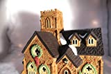 Dept 56 Lighted Knottinghill Church (#55824, Heritage Village Collection, Dickens Village Series), Retired Collectible