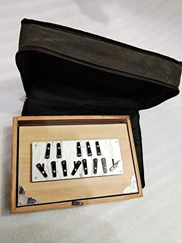 Shruti box professional quality long stamina very good drone sound hand made,