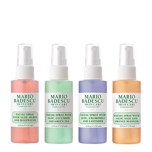 Mario Badescu the Mini Mist Facial Spray Collection