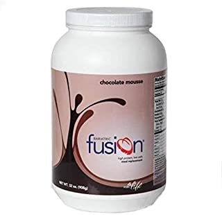 Bariatric Fusion Chocolate Mousse Meal Replacement 32 Oz by Bariatric Fusion