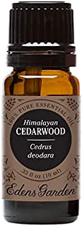 Edens Garden Cedarwood Himalayan Essential Oil, 100% Pure Therapeutic Grade (Highest Quality Aromatherapy Oils- Acne & Skin Care), 10 ml