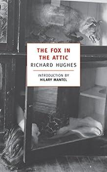 Paperback The Fox in the Attic (New York Review Books Classics) Book