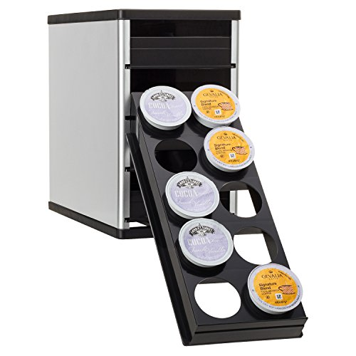 YouCopia CoffeeStack 40 K-Cup Cabinet Organizer, One...