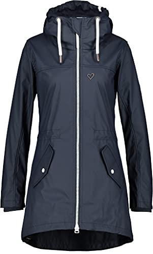 ALIFE and Kickin AudreyAK Rain Jacket Damen Regenjacke