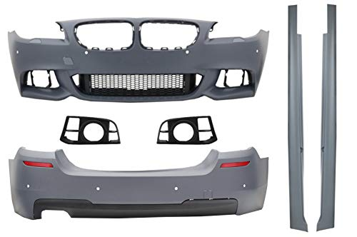 KITT COCBBMF10MTLCIWF Kit complet de carrosserie avec pare-chocs latéraux PDC