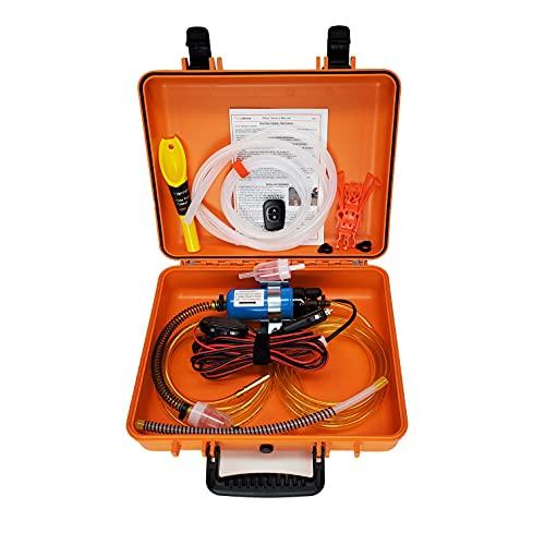 GasTapper 12V MAX Electric 12 Volt Gasoline/Diesel Transfer...