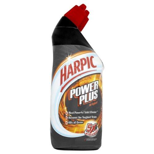Harpic Power Plus Original Doppelpack 2 x 750 ml