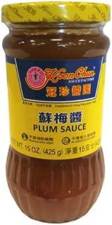 Koon Chun Plum Sauce - 15 oz (Pack of 12)