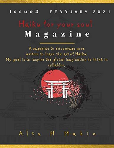 Haiku for your soul magazine - Issue 3 (English Edition)