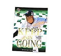 吉田大喜 KEEP ON GOING KG2 インサートカード BBM 東京ヤクルトスワローズ 2021