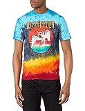 Liquid Blue Men's Led Zeppelin Icarus 1975 T-Shirt, Multi, X-Large