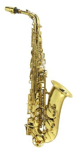 Arnolds & Sons aas100 YG Saxofón Alto con funda