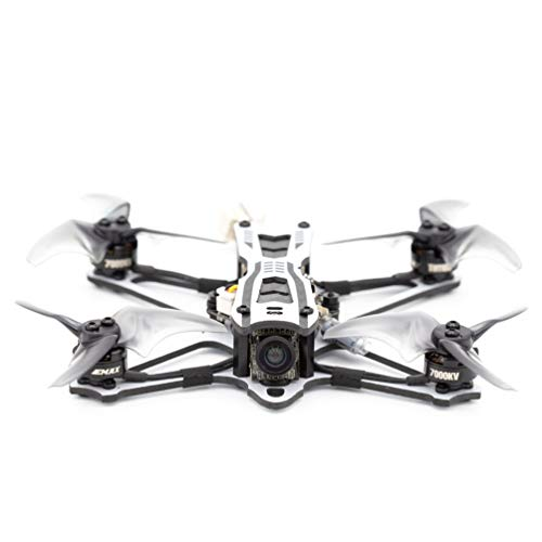 EMAX Tinyhawk 2.5' Freestyle BNF 2s FRSKY Outdoor Drone Carbon Fiber Quad for Beginners