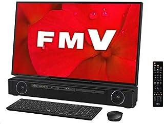富士通 27型 デスクトップパソコン FMV ESPRIMO FH-X/D2 オーシャンブラック[Core i7 / メモリ 8GB / HDD 3TB / TVチューナー搭載/Microsoft Office 2019] FMVFXD2B