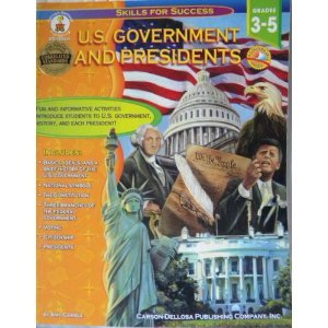 Paperback U.S. Government and Presidents Book