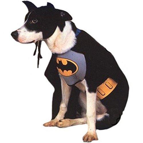 generique Costume per cane Batman