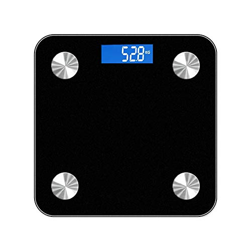 Learn More About wvcetgbwe Body Fat Scales 180kg Bluetooth Digital Bathroom Weight Scale Body Compos...